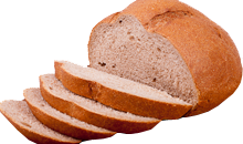Additive-free brown bread