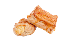 Mini cheese pastry